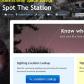 :: NASA'nın Spot The Station Servisi…