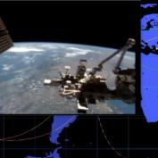 :: Uluslararası Uzay İstasyonundan Türkiye 22/08/2016