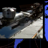 :: Uluslararası Uzay İstasyonundan Türkiye ,  Kıbrıs 23/08/2016