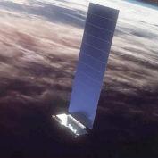 Starlink Uydularının takibi ve gözlemi.